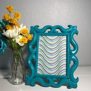 5x7 Turquoise Frame | Kirkland's Home